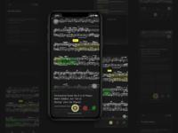 Composer editor mobile music app editor composer music ui castle