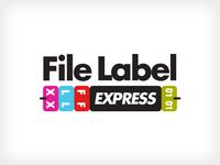 File Label Express