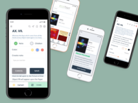 Mobile First MVP design ui design uxdesign education app redesign app design ios app design