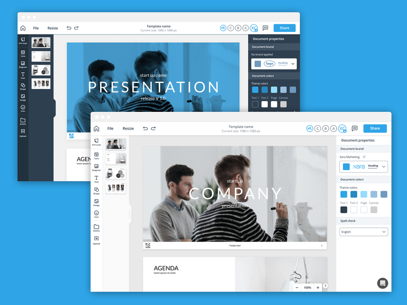 UX Consultancy for Xara Cloud figma design web application design germany product design prototype usability analysis usability testing ux research