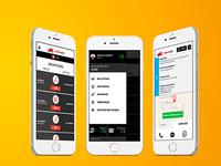 MVP app design for Zhipcode