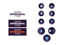 Centro Empresarial del Este Branding