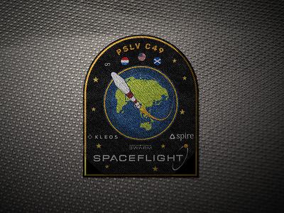 Patch for space flight usa flag japan finland illustration space flight space design space branding badge design patch design