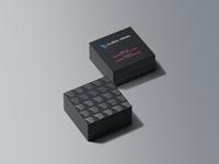 Business card for Global Diesel Import business card identity design design logo branding