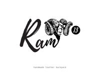 The Ram / Logo Design