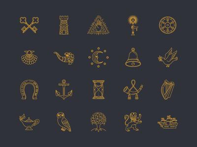 Unique Hookah Places – Icons