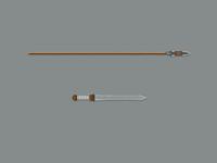 Sword & Spear