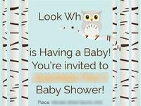 Babyshowercard