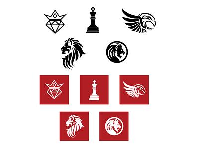 Unused Logo Ideas vector branding illustrator ai unused logo