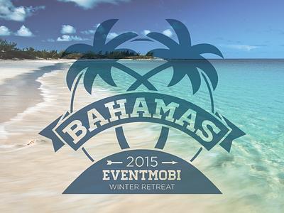 Bahamas 2015 sun beach logo