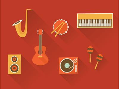 Music illustration1