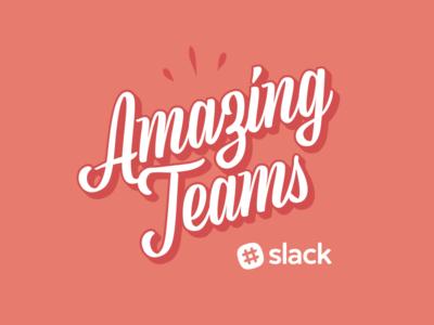 Amazing Teams Logo