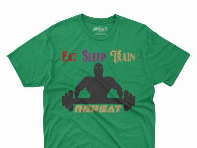 Gym and fitness t shirt design cloth design clothing design fitness t shirt design gym t shirt design cool t shirt design