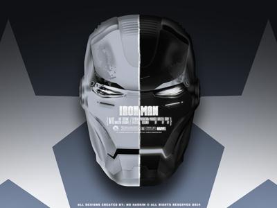 Iron Man Head 2014 ironman marvel comics robot robotic wallpapers