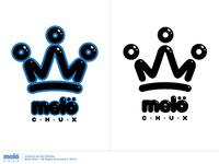 Melo Chux's Crwon Logo