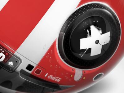 Deadmau5 2012 Head - Speedy Mau5-1 - Details lights shiny shine white black wallpapers photoshop x speedy car sport luxury 2012 mau5 red head mo hashim deadmau5 fanart