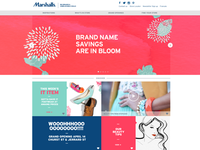 Marshalls Web Concept