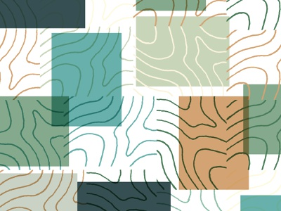 pattern 010 topo topographic pattern design composition