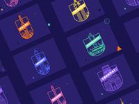 Logos Color Card