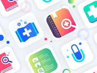 Medical Dictionary App Icon