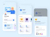 Gayung - Management Cloud Storage App