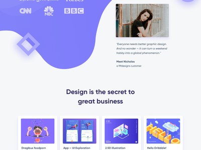 Contest Landing Page trophy match ads winning contest isometric illustration ui website homepage page landing