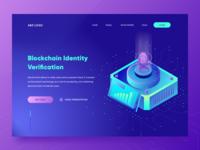 Blockchain Identity Header