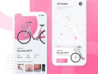 Sharing Bike App