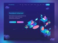 Resident Internet Service