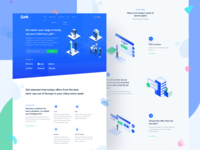 Getti Student Landing Page