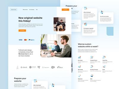 Company Profile Website 2
