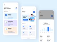 Kendi - Management Cloud Storage App