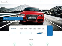 DREAM CAR - Premium Car Dealers Drupal Theme