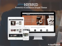 HYBRID - Powerful eCommerce Drupal Theme
