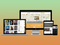 New BIZ DIRECTORY - Complete Directory Drupal Theme