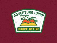 Adventure Camp Patch