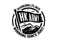 HK Army - Flag