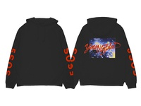 Youngblood red hoodie