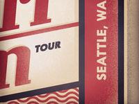 Pearl Jam Ticket