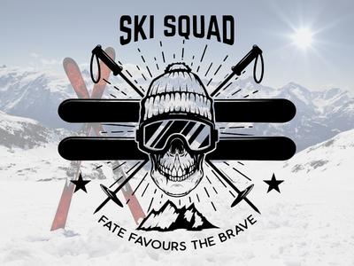 Ski squad
