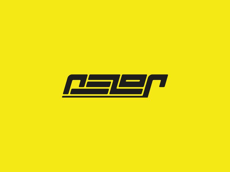 REZOR typework type art typedesign vector typography logofolio logo logo design identity design branding brand identity