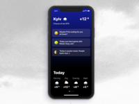 Weather Assistant App
