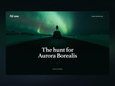 The hunt for Aurora Borealis