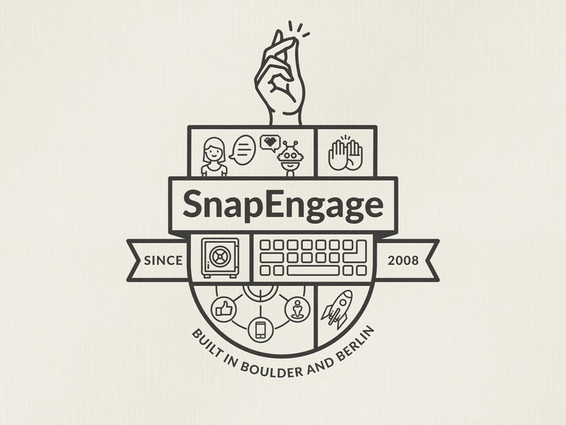 SnapEngage Coat Of Arms