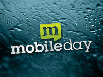 Mobileday Logo 3D Style