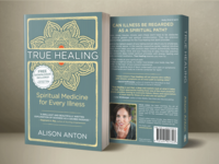 True Healing Book Cover