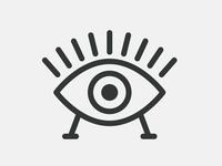 UFO Eye Logo Idea