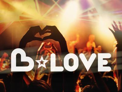B Love Logo