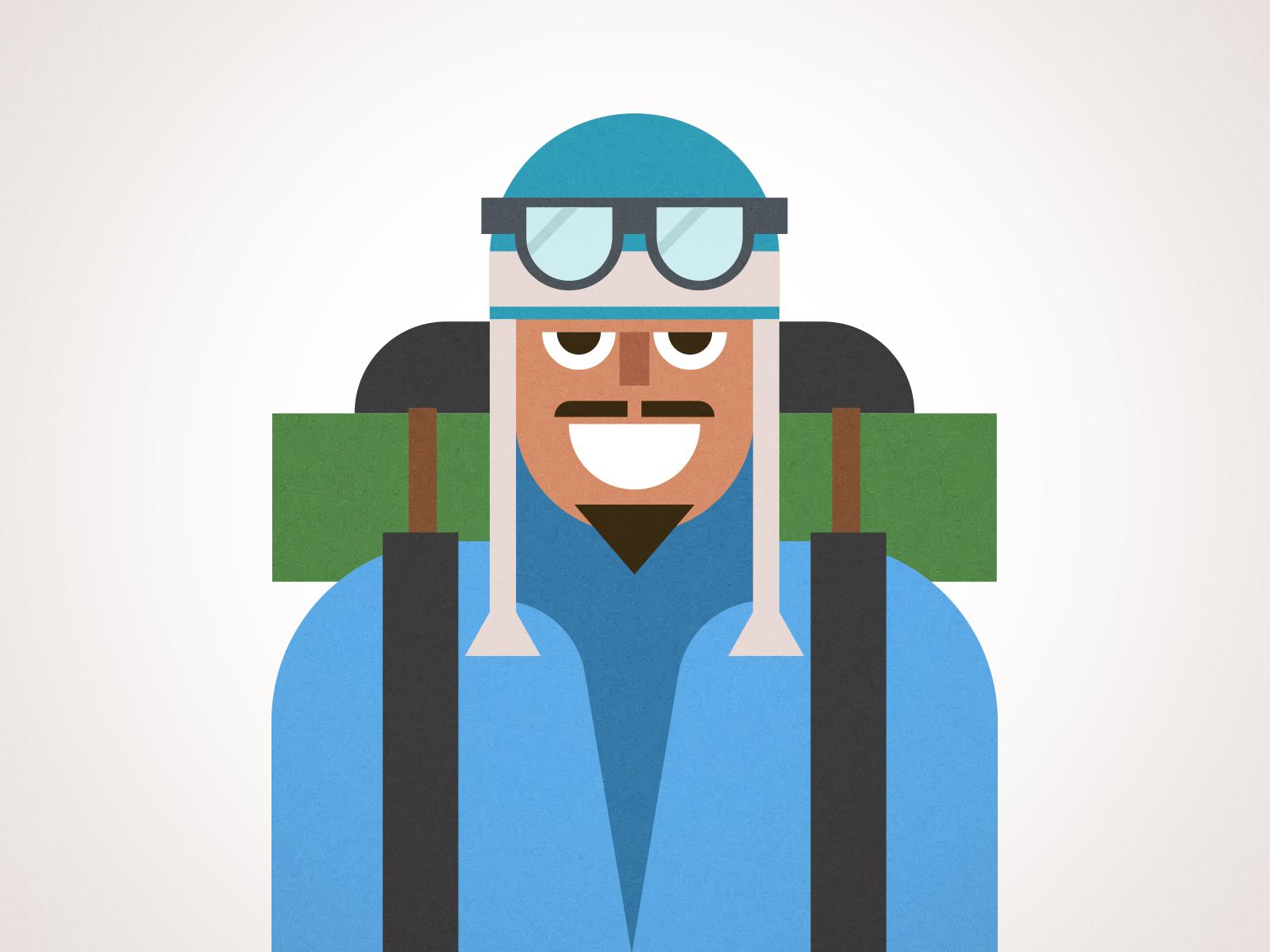 Sherpa illustration