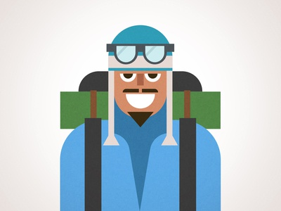 Sherpa Illustration